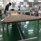 钢化玻璃烘干线铁氟龙输送带恒温隧道炉