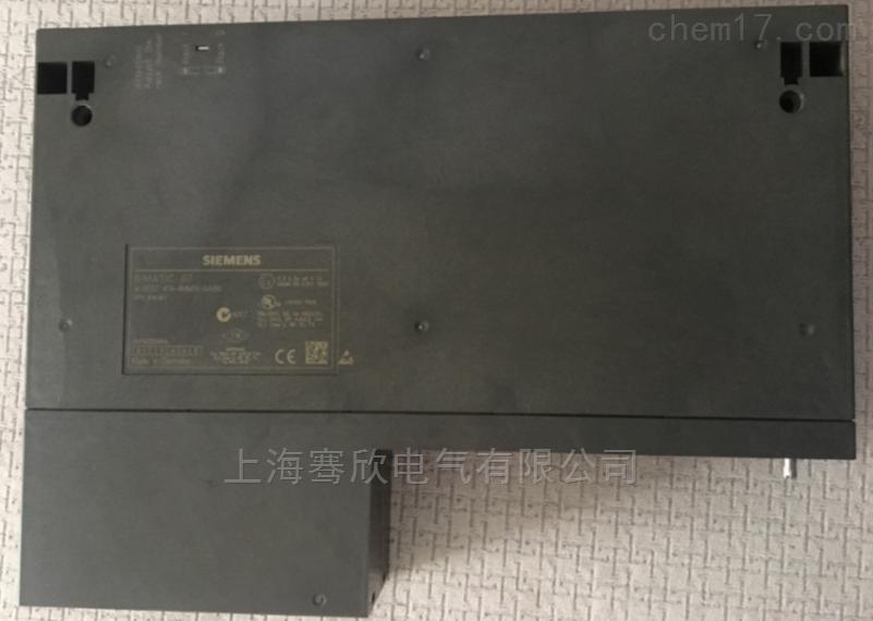 西门子S7-CPU400模块DP接口坏维修