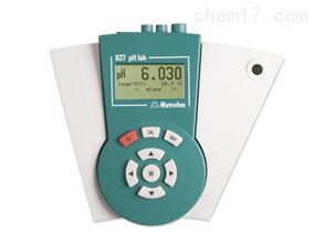 瑞士万通 Metrohm 827型 台式pH计