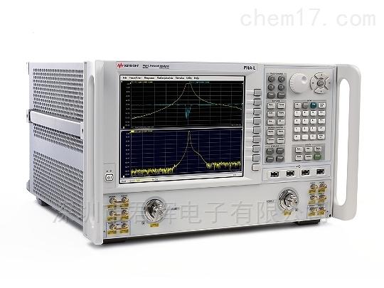 安捷伦N5235A微波网络分析仪