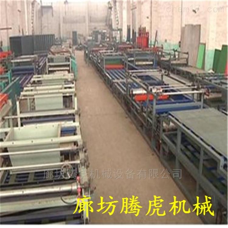 出售新型高效玻镁板防火板设备技术成熟