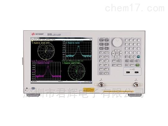 安捷伦E5063A矢量网络分析仪