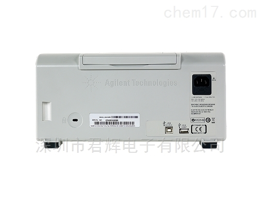 安捷伦DSO1014A示波器