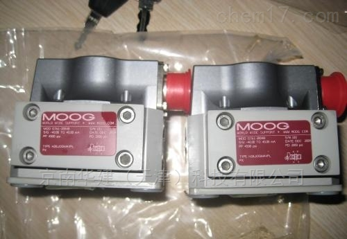 穆格电磁阀原装进口