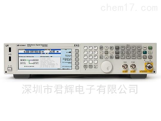 N5172B EXGX系列射频矢量信号发生器
