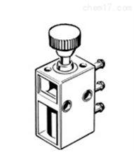 CPE24-M1H-3GL-3/8德国FESTO按钮阀/费斯托带倒钩管接头的阀