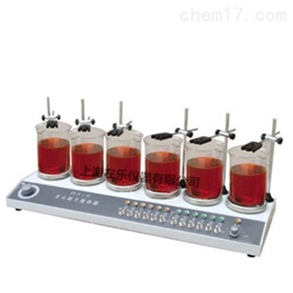 六头恒温磁力搅拌器
