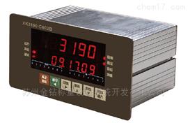 XK3190-C602B配料秤称重控制仪表连接PLC