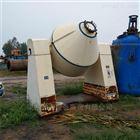二手3000升搪瓷双锥干燥机
