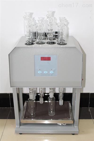 上海8孔COD消解反应器ZLXJ-10型标准COD消解器