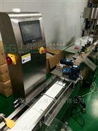 电子不锈钢称重机 高精度带打印分拣机