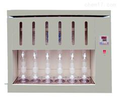 上海左乐6联索式提取器6样品脂肪仪