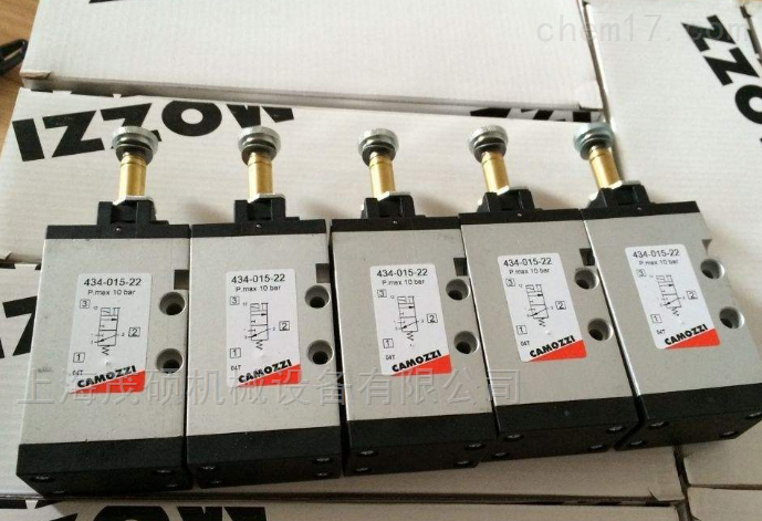 CAMOZZI电磁阀623-15G-A60特价康茂盛现货