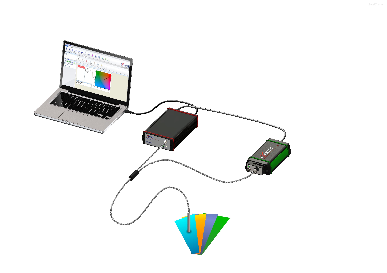 颜色测量系统