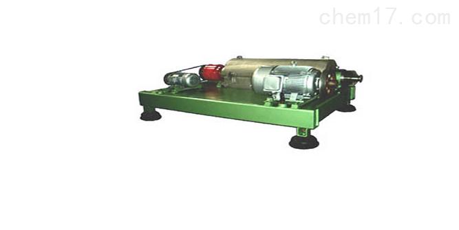 LW型卧式螺旋缷料沉降离心机