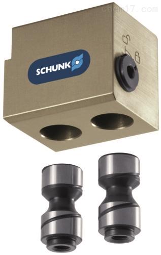 SCHUNK选型BSWS-ABR-MPGPLUS25快换爪系统