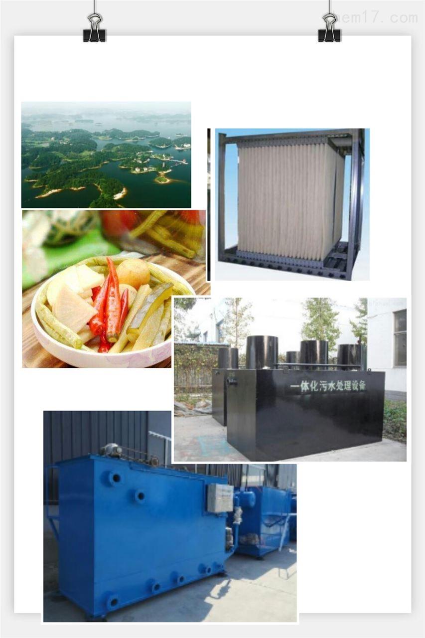5A级景区餐饮污水处理设备RL-WSZ-AAO装置