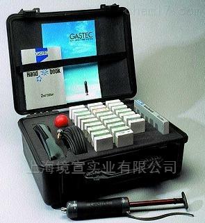 日本GASTEC气体检测箱