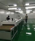 长期生产定制纸张印刷烘干隧道式输送线