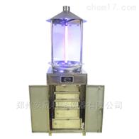 安晟AS-CQ4型太陽能自動蟲情測報燈