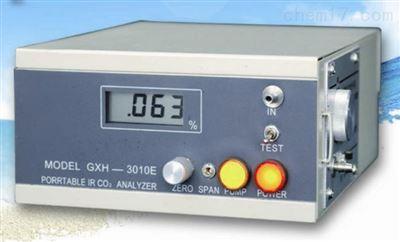 GXH-3010E便攜式紅外線CO2分析儀GXH-3010E購買