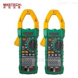 MS2115A MS2115B华仪MS2115A MS2115B钳型万用表直流电流表