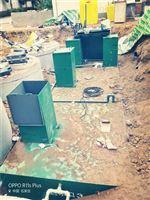 地埋式无动力生活污水处理设备