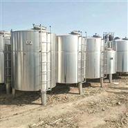 常年大量回收二手白钢储罐价格