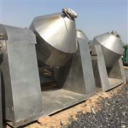 二手双锥干燥机公司转让二手搪瓷双锥真空干燥机价格