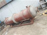 二手钛材管壳式冷凝器