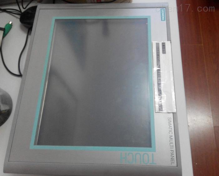 西门子MP377屏幕不亮-停产触摸屏10年技术