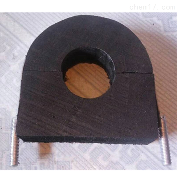 保冷木托材质 侵沥青漆木质管托
