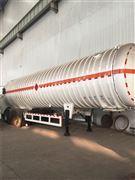 下线二手LNG天然气运输槽车出售