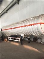 52.6³下线二手LNG天然气运输槽车出售