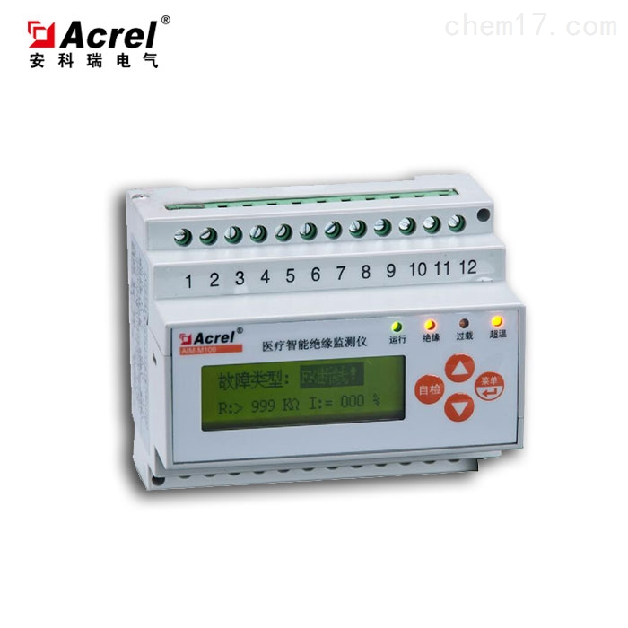 IT配電系統絕緣監測裝置