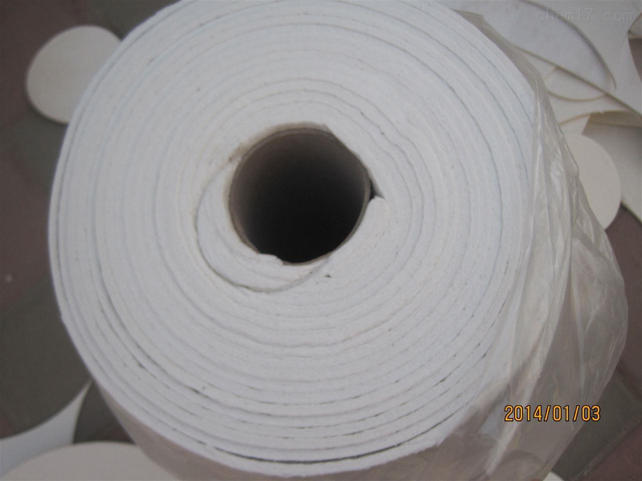 供应四川泸州耐高温陶瓷纤维纸垫片