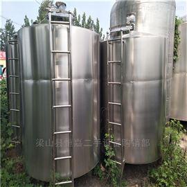 5000L宁波特价转让二手5000L不锈钢发酵罐