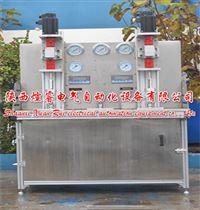 燃气调压器耐用试验装置
