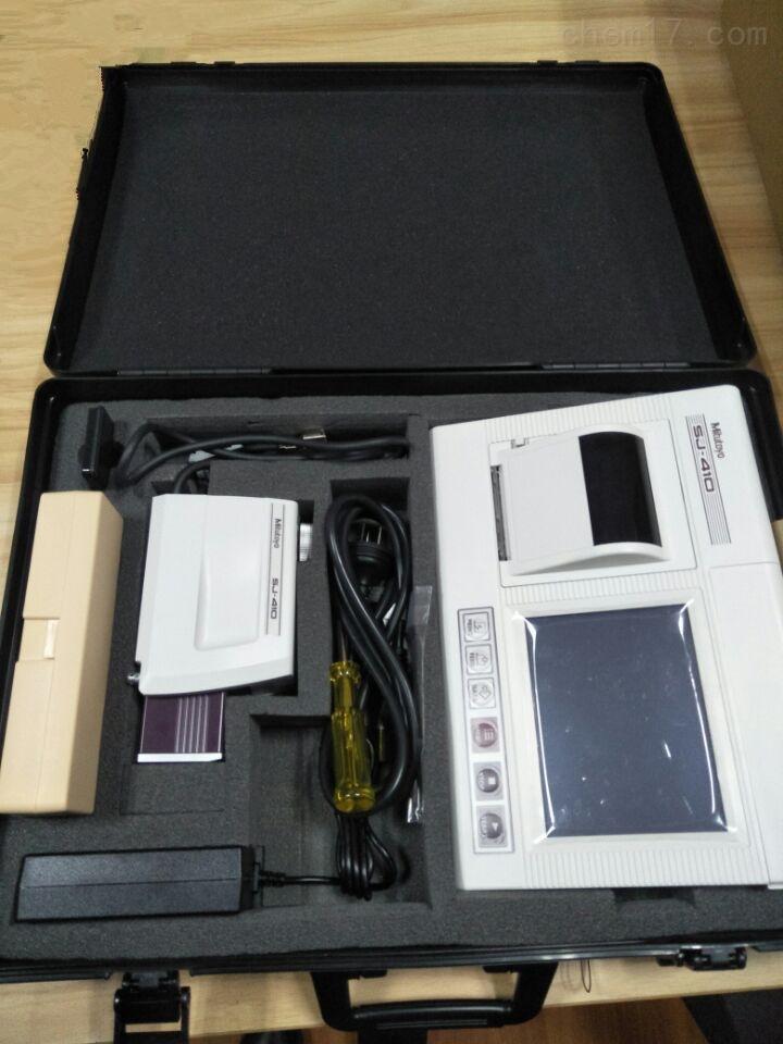 178-580-01DC三丰实用性粗糙度测量仪SJ-410