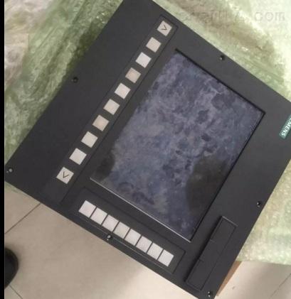 西门子802D开机黑屏-系统十年诊断修理经验