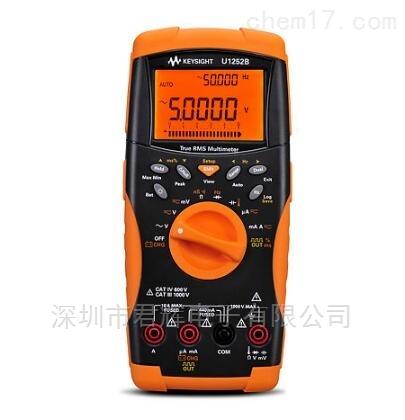 U1271A工业化手持式数字万用表