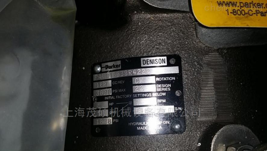 美国PARKER泵3239111049 3269111135现货