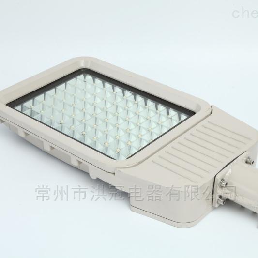 加油站LED防爆路灯100W含8米防爆马路灯杆