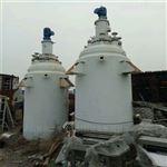 大量回收二手5吨外盘管反应釜