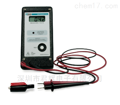 EGAM R1M-B手持式电压表