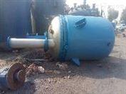 二手5吨不锈钢反应釜高标准