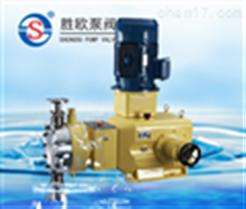JYT液压隔膜计量泵
