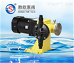 JBB机械隔膜式计量泵