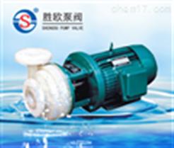 PF型強耐腐蝕塑料離心泵