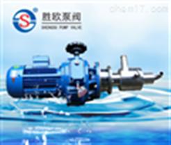 CG精巧型不銹鋼螺桿泵